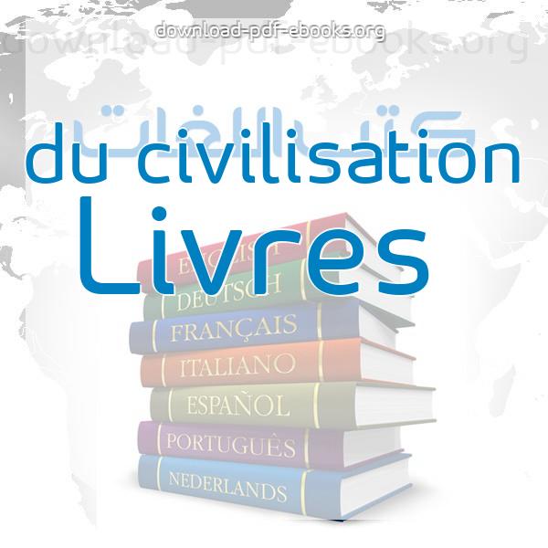 كتب Livres du civilisation مكتبة كتب تعلم اللغات